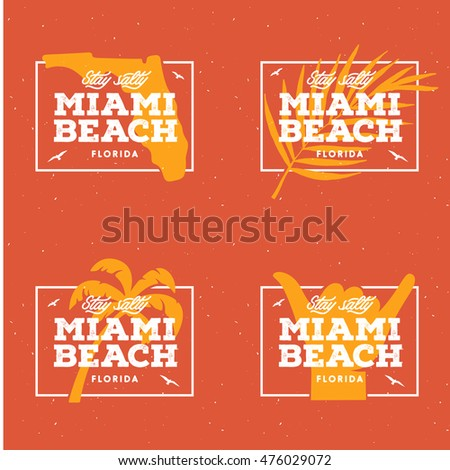 miami beach florida t shirt