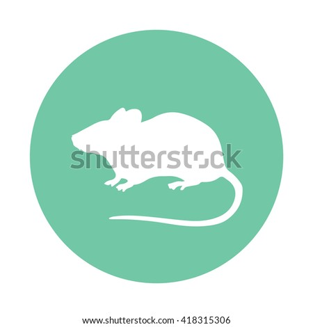 Mice / mouse icon vector illustration