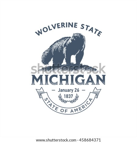 michigan wolverine state