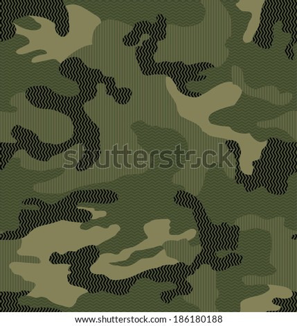 micro pattern camouflage