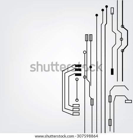microchip background circuit