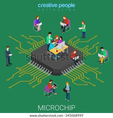 microchip microprocessor