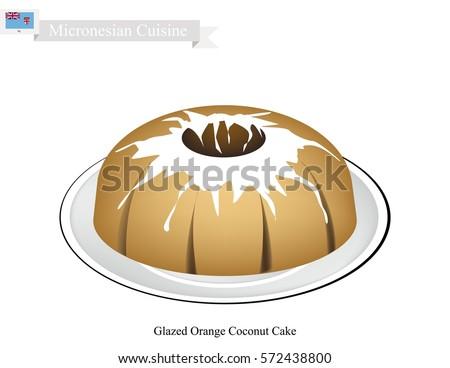 micronesian cuisine  glazed