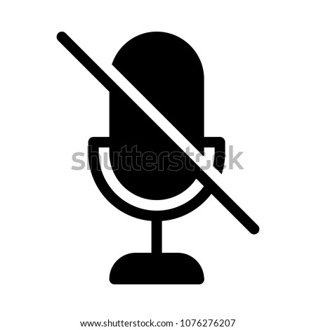 Microphone Audio Muted