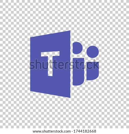 microsoft teams logo remote