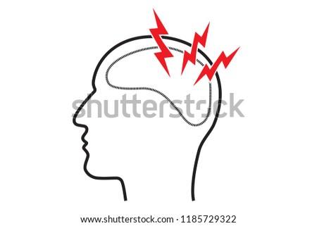migraine headache pain and