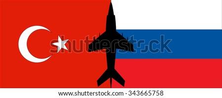 military aircraft against a