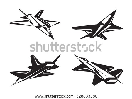 military aircraft in