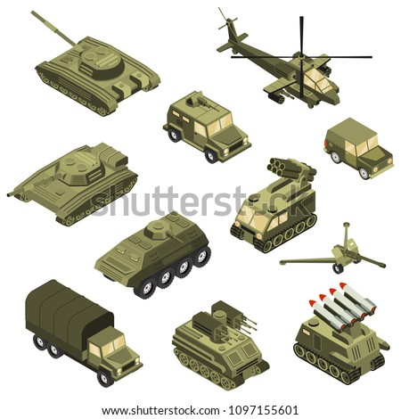 military armored transportation