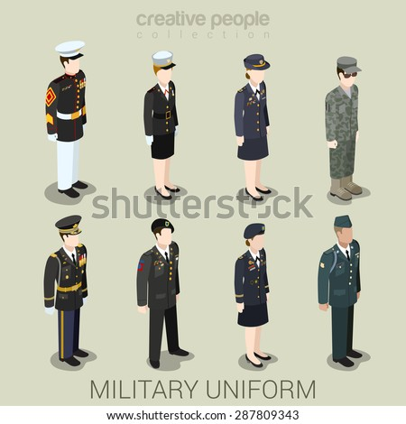 military army officer commander