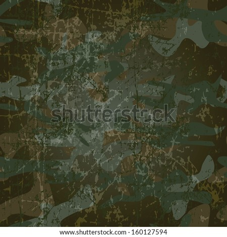 Military background with copy space