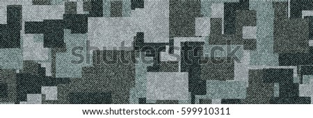military color pixel textile