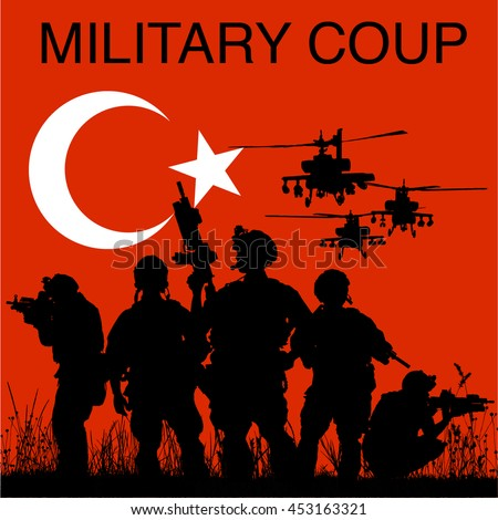 military coup in turkey social