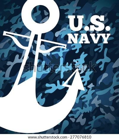 military emblem design  vector