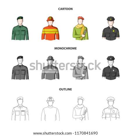 military  fireman  artist