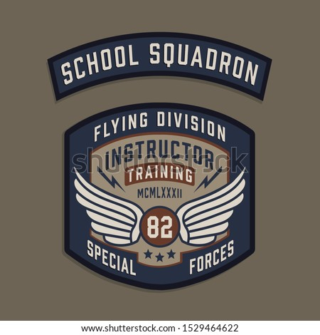 military flying squadron
