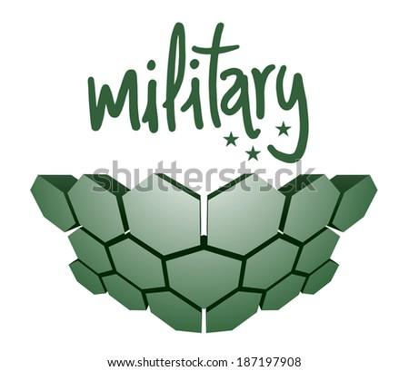 military hard armor