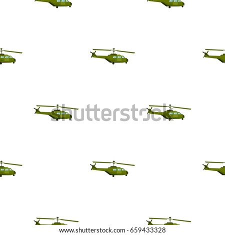military helicopter pattern