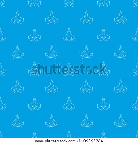 military jet pattern vector
