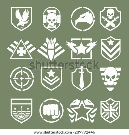 military logos of special