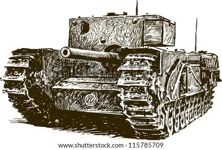 military machine