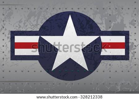 military national aircraft