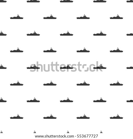 military navy ship pattern