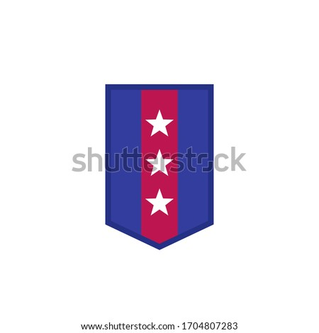 military rank  army epaulette