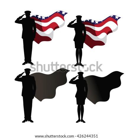 military super heroes