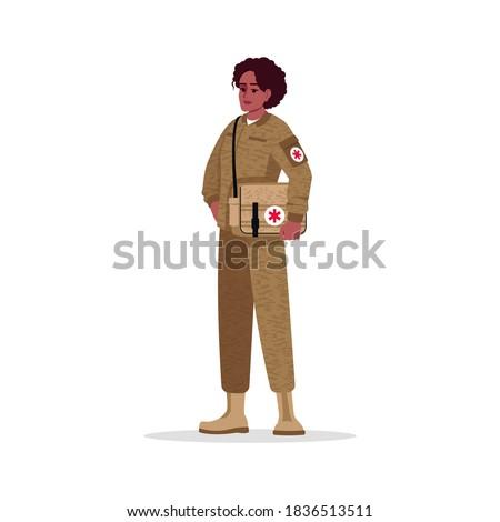 military surgeon semi flat rgb