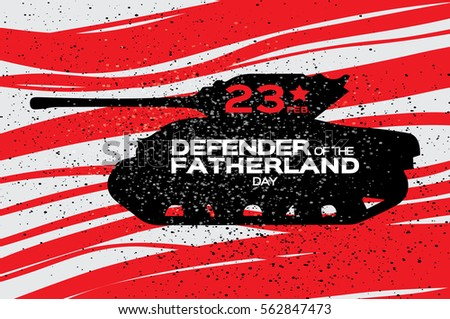 military tank happy defender