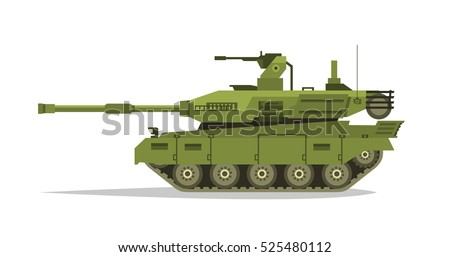military tank heavy equipment
