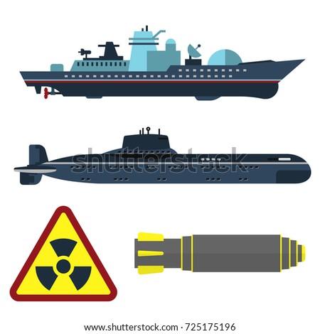 military technic army war ship