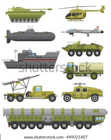 military technic army  war