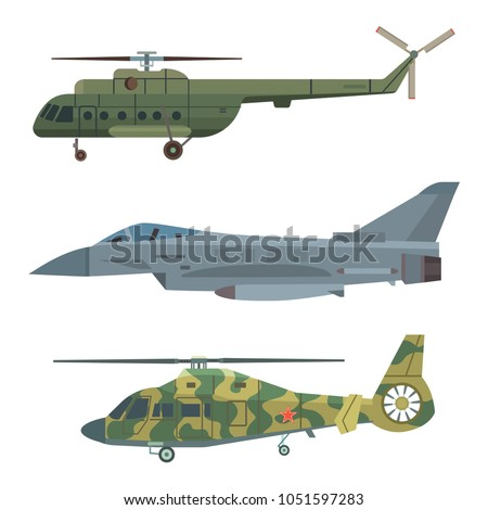military transport vector