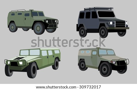 military vehicle transportation