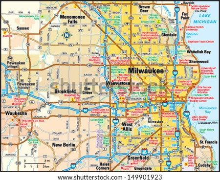 Milwaukee Free Vector Art 20 Free Downloads
