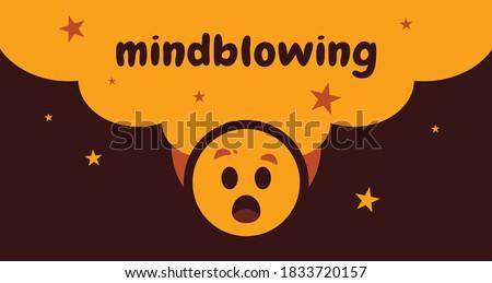 mind blowing emote background