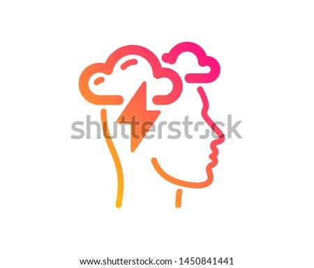 mindfulness icon psychology
