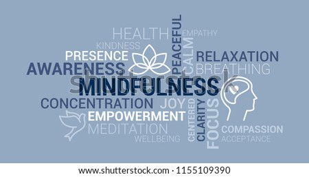mindfulness  meditation and