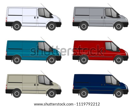 320ae7f87d65 Minibus Vector Template - Download Free Vector Art