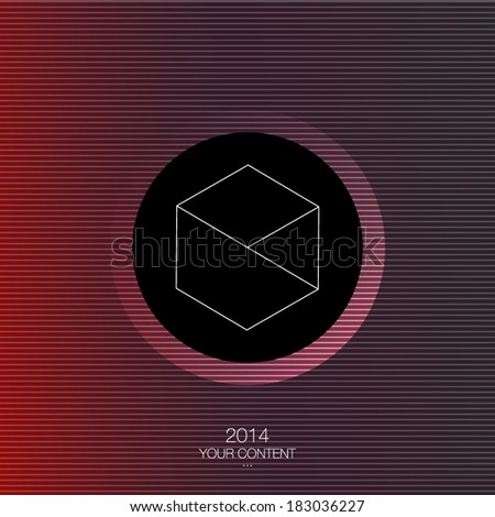 minimal abstract vector design