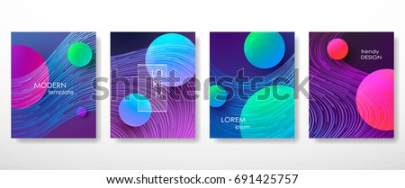 minimal covers design gradients