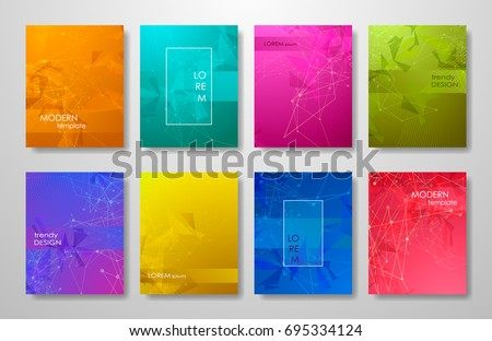 Minimal covers design,gradients, lines, shapes. Tech cover,futuristic banner, future template,abstract flyer, poster,trendy minimalist brochure. Vector geometric illustration