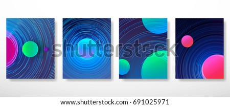 Minimal covers design,gradients, space, lines, shapes. Tech cover,futuristic banner, future template,abstract flyer, poster,trendy presentation, minimalist brochure. Vector geometric illustration