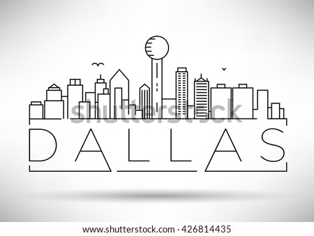 minimal dallas city linear