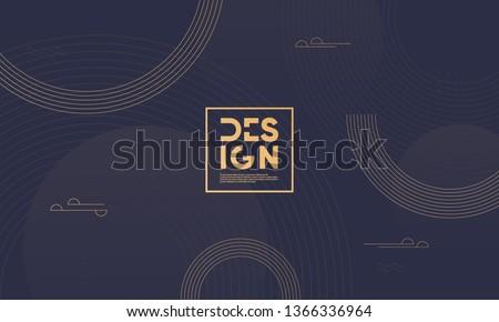 minimal geometric background in