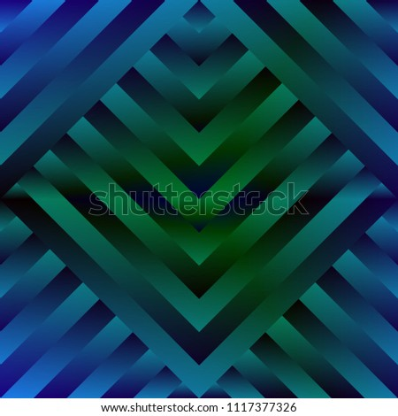 Minimal gradient pattern. Geometric abstraction and creative texture. Trendy color background.