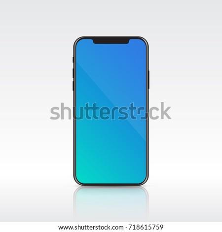 minimal smartphone with