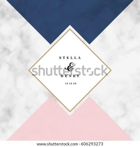 minimalist marble texture
